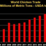 world chicken trade