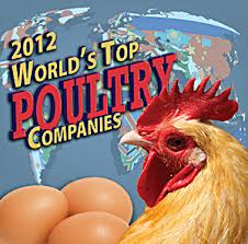 worlds leading poultryproducers 2012