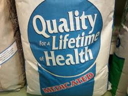 medicated feed for chicken