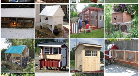 Plans for making a hen house build small chicken coop for Different kinds of houses
