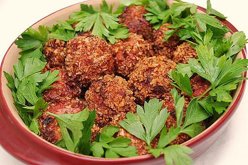 Turkey Cordon Bleu Croquettes