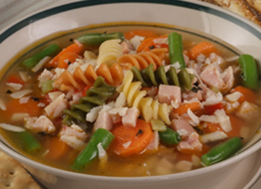 Turkey- Vegi soup