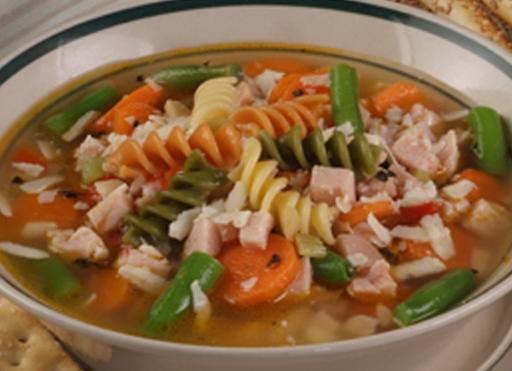 Turkey- Vegi soup