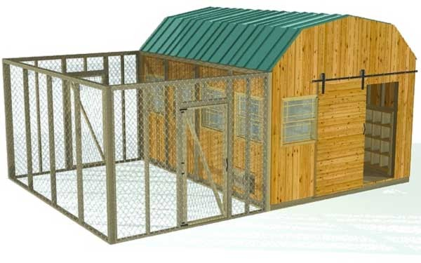 10 Free Chicken Coop Plans For Backyard Chickens The Poultry Guide