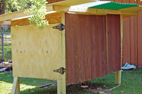 diy chicken coop1