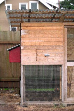External nesting box