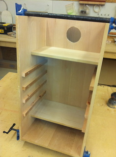 Cabinet Style Incubator