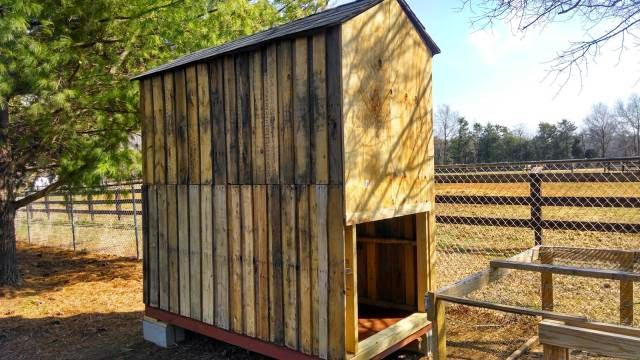 10 Free Pallet Chicken Coop Plans You Can Build In A